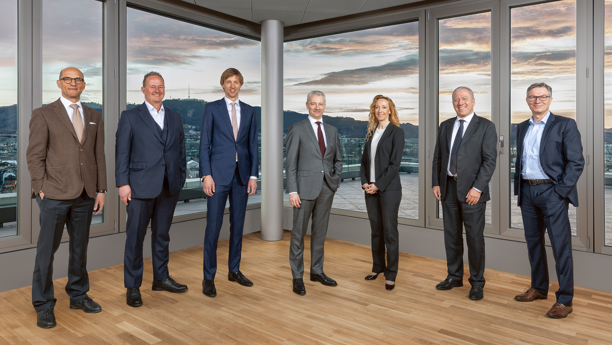 Management | Migros Annual Report 2018